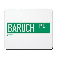 Baruch Place in NY Mousepad