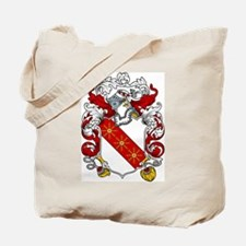 Thornton Family Crest Tote Bag