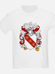 Thornton Family Crest Kids T-Shirt