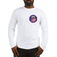 Mason Police Officer Long Sleeve T-Shirt