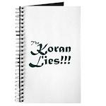 The Koran Lies Journal