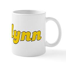 Retro Ashlynn (Gold) Mug