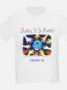 Juntos, Si Se Puede T-Shirt
