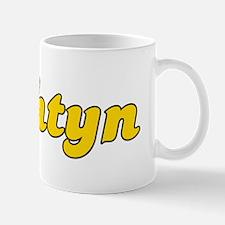 Retro Ashtyn (Gold) Mug