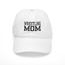 Wrestling Mom Baseball Cap