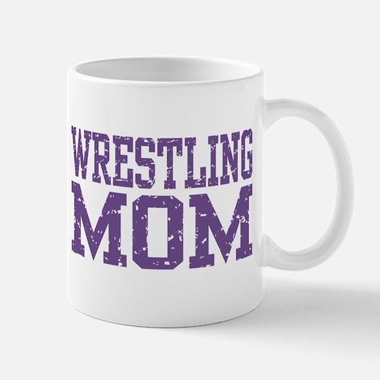 Wrestling Mom Mug