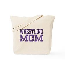 Wrestling Mom Tote Bag