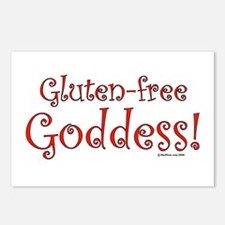 Gluten-Free Goddess Postcards (Package of 8)
