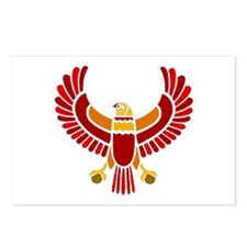 Egyptian Eagle Postcards (Package of 8)