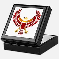 Egyptian Eagle Keepsake Box