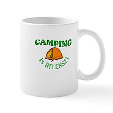 Camping is Intense! Mug