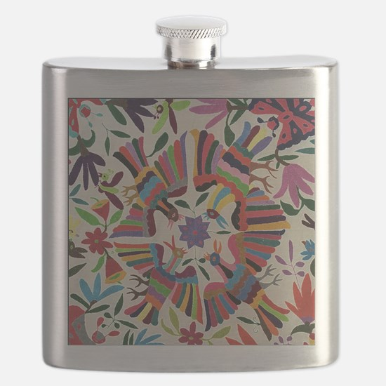 Cute Mexican Flask
