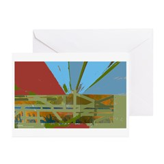 Above Greeting Cards (Pk of 10)
