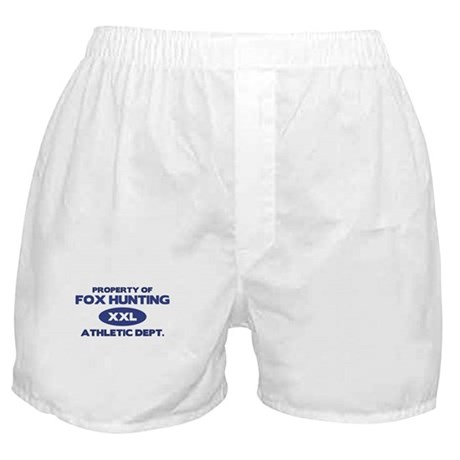 Fox Hunting Boxer Shorts