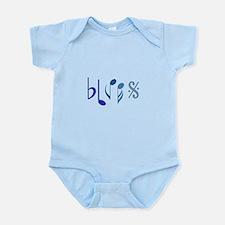 Blues Infant Bodysuit