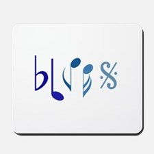 Blues Mousepad