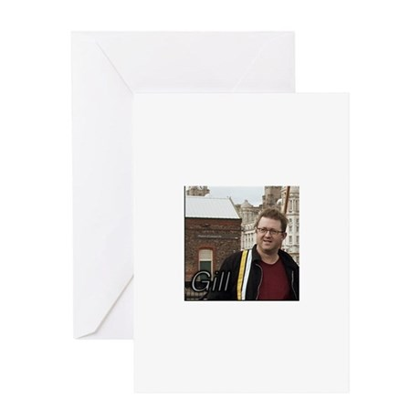Spectacles Testicles Greeting Card