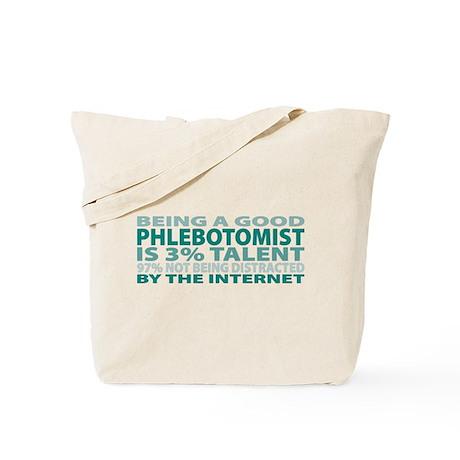 Good Phlebotomist Tote Bag