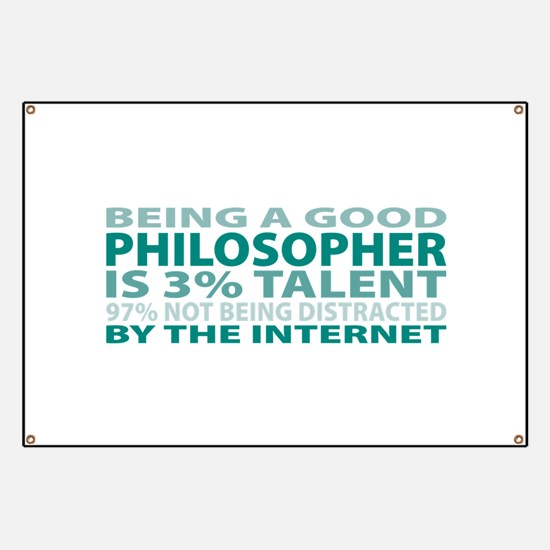 Good Philosopher Banner