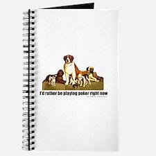 Poker Dogs Journal