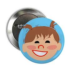 "Spunky Sara 2.25"" Button"