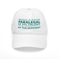 Good Paralegal Baseball Cap