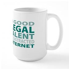 Good Paralegal Mug