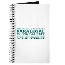 Good Paralegal Journal