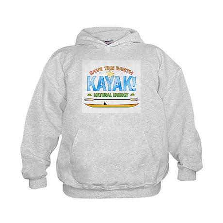Kayak Energy Kids Hoodie