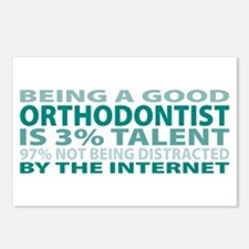 Good Orthodontist Postcards (Package of 8)