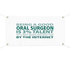 Good Oral Surgeon Banner