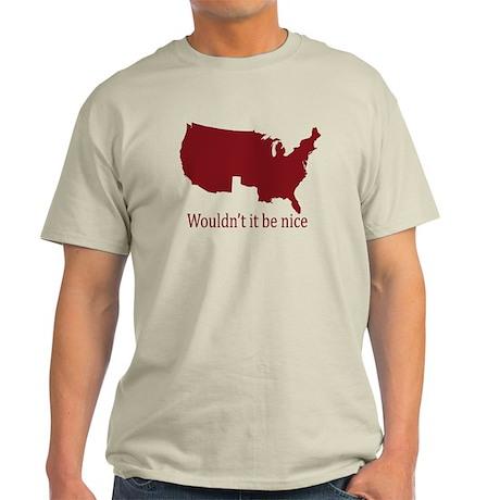 no texas Light T-Shirt