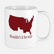 no texas Small Small Mug