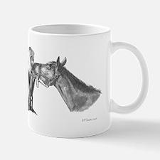 Horse Kisses Mug