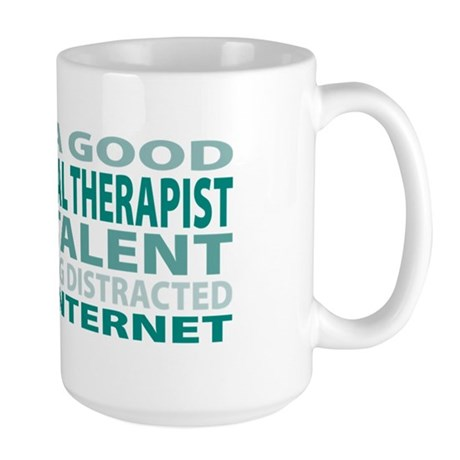 Good Occupational Therapist Large Mug