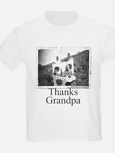 Thanks Grandpa T-Shirt
