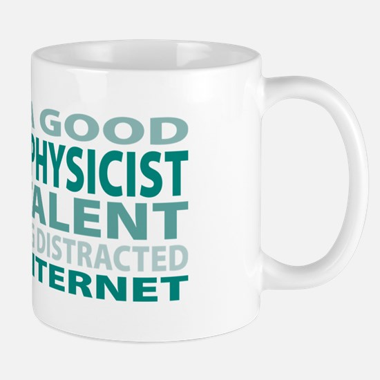 Good Nuclear Physicist Mug