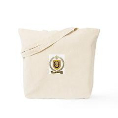 BERGERON Family Crest Tote Bag