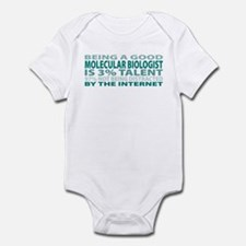 Good Molecular Biologist Infant Bodysuit