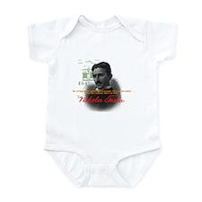 Nikola Tesla Infant Bodysuit
