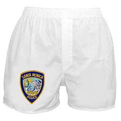 Santa Monica PD Boxer Shorts