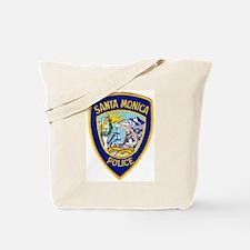 Santa Monica PD Tote Bag