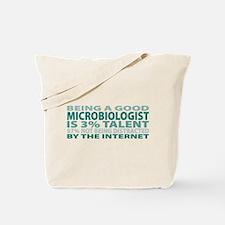 Good Microbiologist Tote Bag