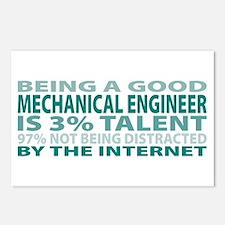 Good Mechanical Engineer Postcards (Package of 8)