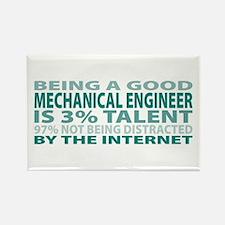 Good Mechanical Engineer Rectangle Magnet