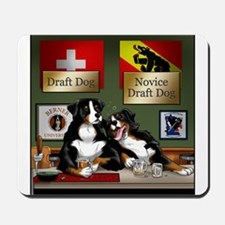 """Draft Dogs"" Mousepad"