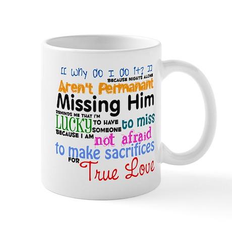 why do I do it? Mug