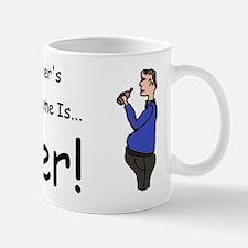 Brother Beer Mug