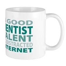 Good Mad Scientist Small Mugs