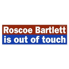 Roscoe Bartlett is Out of Touch